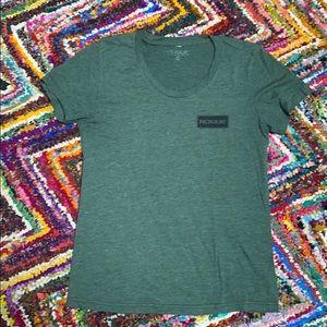 Rogue Josh Bridges Green Shirt